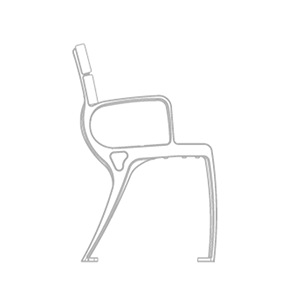 Armchair metal version   Basic